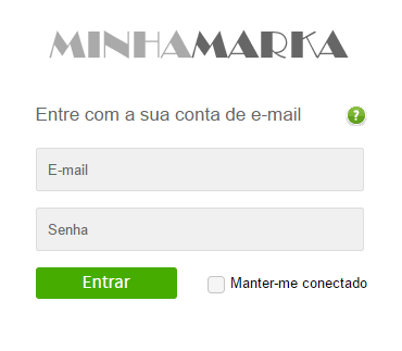 Login 100% personalizável